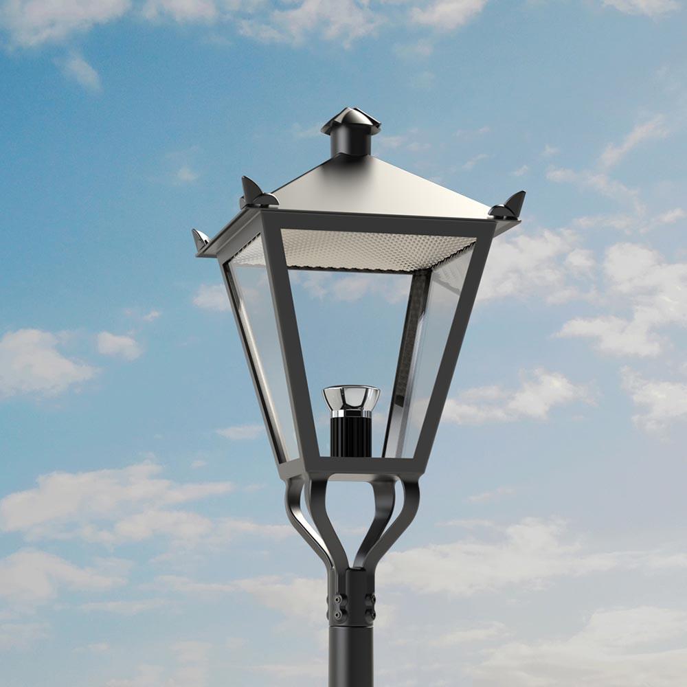 armatuur: vesting met indirect lichttechniek (basic unit) - mikana